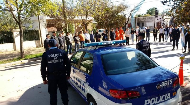 ISLA VERDE: NUEVO MÓVIL POLICIAL