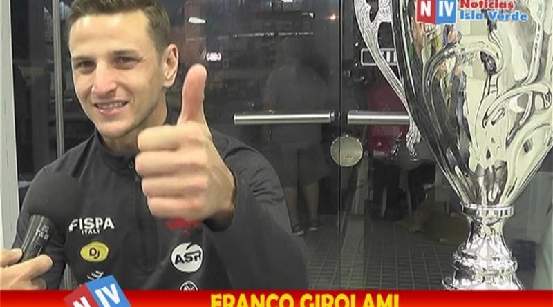 TOP RACE: FRANCO GIROLAMI CAMPEON.!